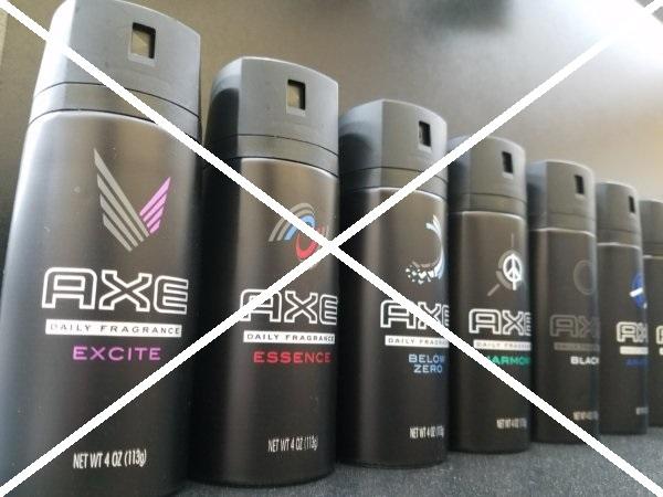 Studies Link Hormone Disrupting Chemicals in Axe Deodorants